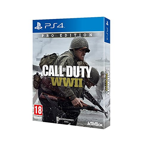 Call of Duty: WWII -  Pro Edition - PlayStation 4