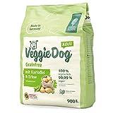 Green Petfood VeggieDog Grainfree 900g (Menge: 5 je Bestelleinheit)