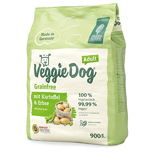 Green Petfood VeggieDog Grainfree (5 x 900g)