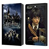Head Case Designs sous Licence Officielle Harry Potter Château Sorcerer's Stone II Coque en Cuir à...
