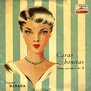 "Vintage Cuba Nº17 - EPs Collectors ""Caras Bonitas"""