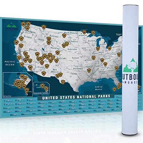 Outbound Wonder US National Parks S…
