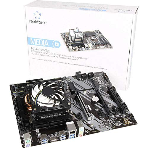 Renkforce Kit Tuning para PC Office Intel Core i7 i7-9700K 8 x 3,6 GHz 16 GB Intel UHD Graphics 630 ATX