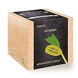 Message Cube, Avec Haricot Magique Gravé Au Laser: Tout Le Meilleur, Idée Cadeau...