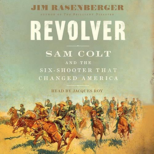 Page de couverture de Revolver