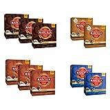 Marcilla Surtido de Café Cápsulas - Cápsulas de café de aluminio compatibles con máquinas Nespresso® - 10 Paquetes (200 porciones)