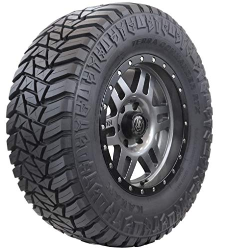 Kanati Terra Commander RTX 33X12.50R17LT LRE 120Q Rugged Off-Road Light Truck (Tire Only)