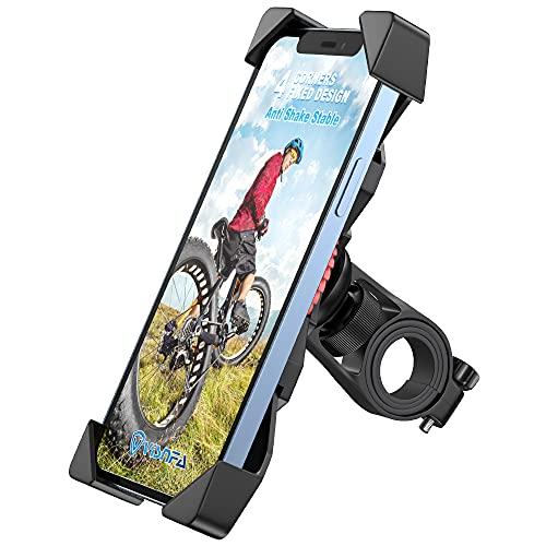 visnfa Bike Phone Mount Anti Shake and Stable