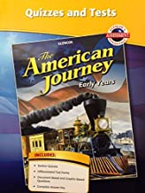 Quizzes and Tests Glencoe The American Journey Early Years Glencoes's Assessment Advantage (Glencoe Social Studies Making A World Of Difference)
