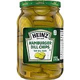 Heinz Hamburger Dill Chips Pickles (16 fl oz Jar)