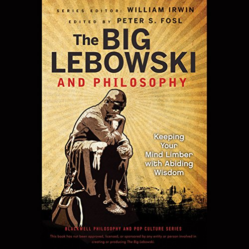 The Big Lebowski and Philosophy cover art