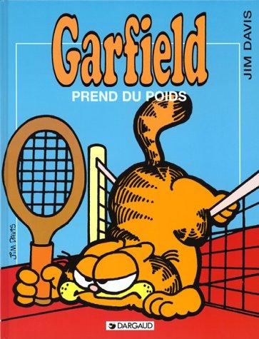 Garfield, tome 1 : Garfield prend du poids