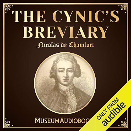 The Cynic's Breviary audiobook cover art