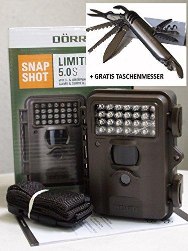 Wildkamera - Überwachungskamera Snapshot Limited 5.0S Dörr