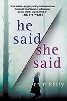 He Said / She Said (International Edition)
