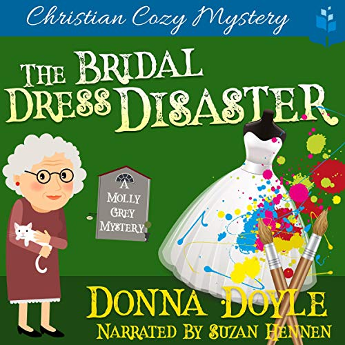 The Bridal Dress Disaster cover art