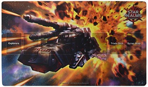 Star Realms Spielmatte: Battle Mech