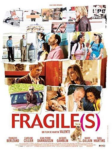 Cinema Fragile(s) - 2007 - Martin Valente, Jean-Pierre Darroussin, François Berléand, Jacques Gamblin, Caroline Cellier, Marie Gillain - 116x158cm - Affiche Originale