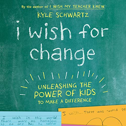 I Wish for Change cover art