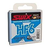 SWIX スウィックス ワックス HF06X-4 ブルー/40g 固形 スキー スノーボード WAX】 [並行輸入品]