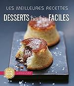 Les meilleures recettes desserts très très faciles