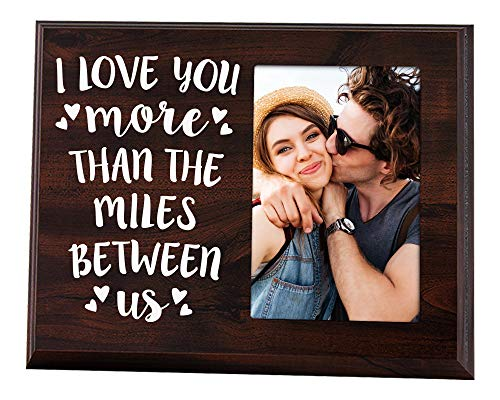 going away couples frame