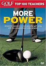Golf Magazine Top 100 Teachers: More Power