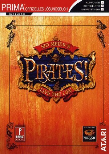 Sid Meier's Pirates! - Lösungsbuch