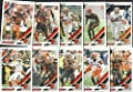 2019 Panini Donruss & Score Football Cleveland Browns 2 Team Set Lot 23 Card Gift Pack W/Drafted Rookies