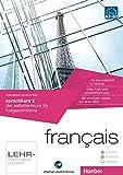 interaktive sprachreise sprachkurs 2 français: der selbstlernkurs für fortgeschrittene / Paket: 1 DVD-ROM + 1 Audio-CD + 1 Textbuch (Interaktive Sprachreise digital publishing)