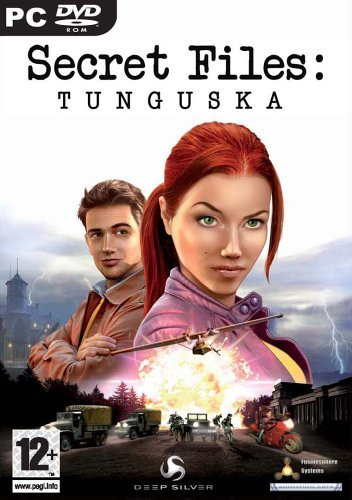 Secret Files : Tunguska [Edizione: Francia]