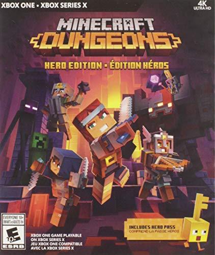 Minecraft Dungeons: Hero Edition - XBOX ONE