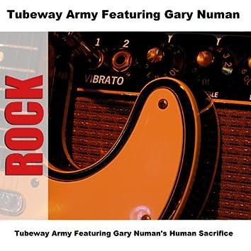 Tubeway Army Featuring Gary Numan's Human Sacrifice