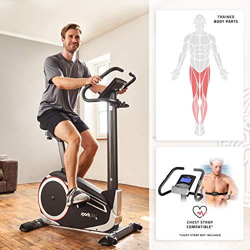 SportPlus Fahrradergometer Bild 4*