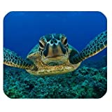 Beautiful Smooffly Sea Turtle Customized Rectangle Non-Slip Rubber Mousepad Gaming Mouse Pad
