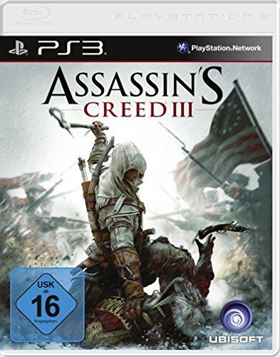 Preisvergleich Produktbild Assassin's Creed 3 [Software Pyramide]
