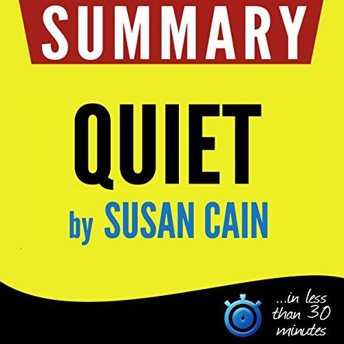 Summary of Quiet cover art