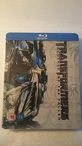 Transformers 2: Revenge of the Fallen - Exclusive Limited Edition Steelbook (UK Import MIT deutschem Ton) [Blu-ray]
