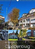 Ein Vormittag in Cloppenburg (Wandkalender 2022 DIN A3 hoch): Mit dem Fotoapparat auf Entdeckungen in Cloppenburg (Monatskalender, 14 Seiten )