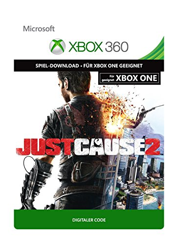 Just Cause 2 [Xbox 360/One - Download Code]