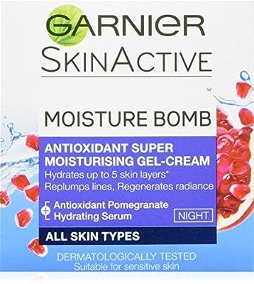 Garnier Moisture Bomb Hydrating Night Cream Moisturiser, 50 ml by Loreal