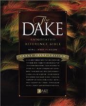 Dake Annotated Reference Bible-KJV-Large Print PDF