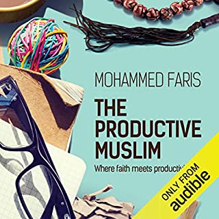 The Productive Muslim cover art
