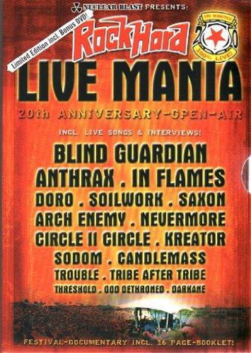 Rock Hard Live Mania (20th Anniversary Open Air)