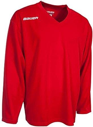Bauer Hockey sobre Hielo S17 Flex Práctica Entrenamiento Camisa Jersey Senior