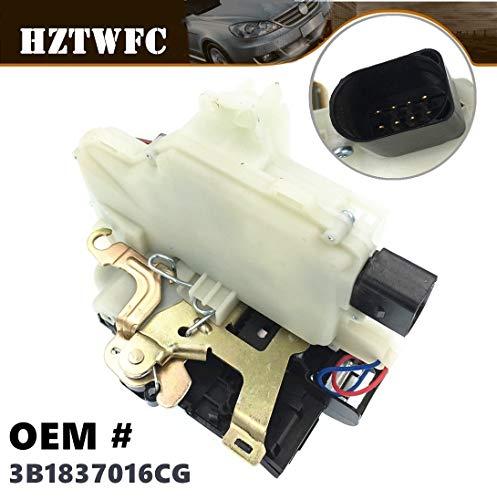 HZTWFC Actionneur de loquet de porte de porte conducteur avant droite OEM # 3B1 837 016CG 3B1837016CG pour VW BEETLE GTI JETTA R32 RABBIT