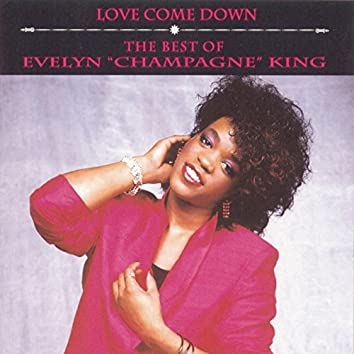 """The Best Of Evelyn """"Champagne"""" King"""