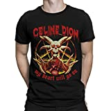 Celine Dion Vintage Death Metal T-Shirt, My Heart Will Go On Funny tee
