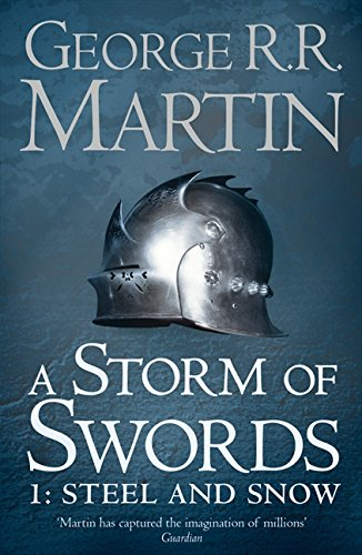 GAME OF THRONES 3 PART 1 STORM OF SWORDS (JUEGO DE TRONOS) (A song of ice and fire)