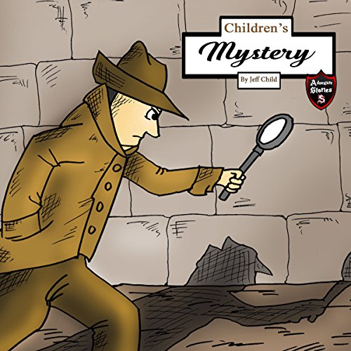 Children's Mystery audiobook cover art